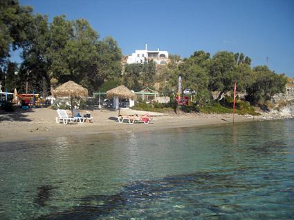Παραλία Κριός - Πάρος Παραλίες