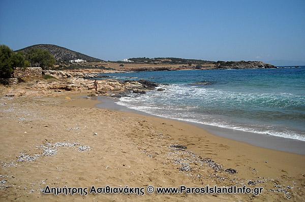 Πάρος Παραλίες
